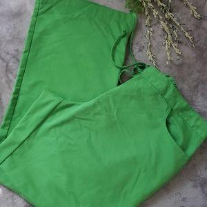 Grey's Anatomy green scrub pants. Size XL